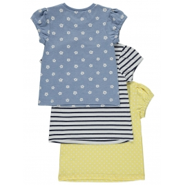 3 Pack Assorted Tops