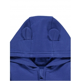 Car Embroidered Hoodie
