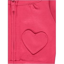 Heart Pocket Hoodie