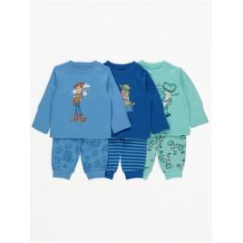 Pižama (3vnt)