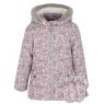 Floral Shower Resistant Coat